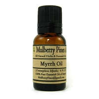 Myrrh Essential Oil - Commiphora myrrha