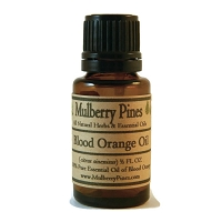 Blood Orange Essential Oil - Citrus sinenisus