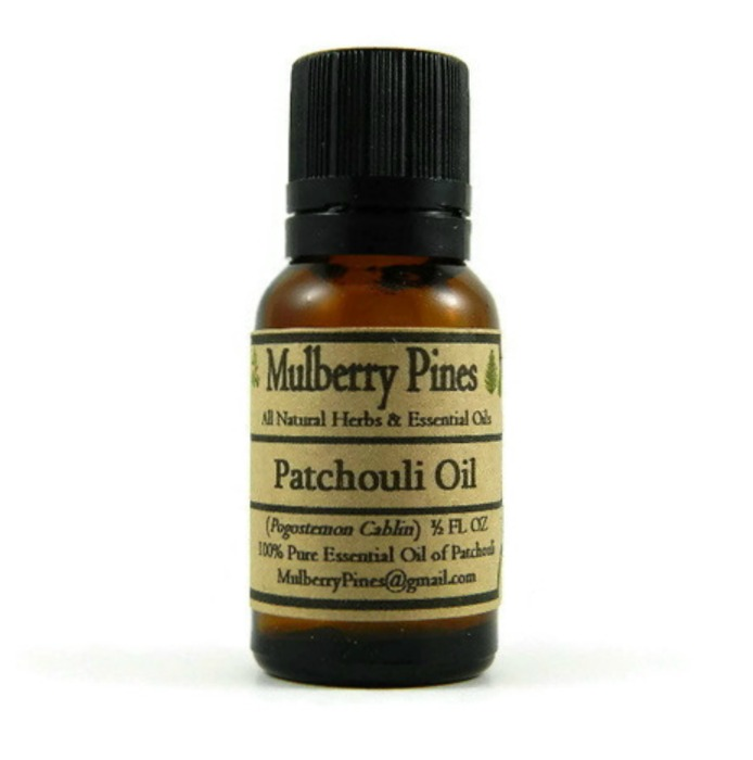 Patchouli Essential Oil Pogostemon Cablin