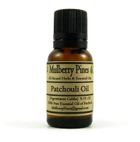Patchouli Essential Oil - Pogostemon Cablin