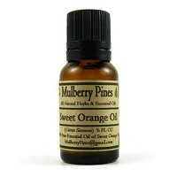 Sweet Orange Essential Oil - Citrus sinensis