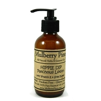 Hippie Dip - Patchouli Lotion