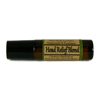 Headache Essential Oil Blend Roll-on