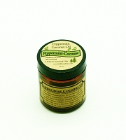 All Natural Peppermint Coconut Oil