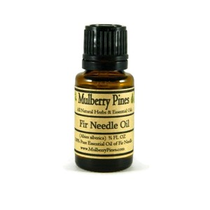 Fir Needle Essential Oil - Abies siberica