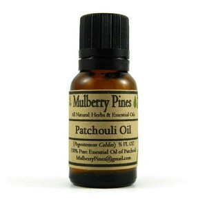 Patchouli Essential Oil - (Pogostemon Cablin)